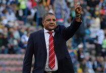 Allister Coetzee looks like the favourite to replace Heyneke Meyer, if he gets axed as Springbok coach.                              Picture Credit : Planet Rugby