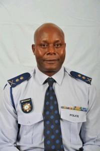 Murdered Police Officer.