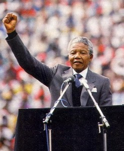 The ANC says that it has not been barred from seeing Nelson Mandela. – image - oralhistoryeducation.com