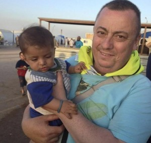 Alan Henning, the taxi driver-turned humanitarian who is the latest victim of the IS beheading. Image: The Telegraph.