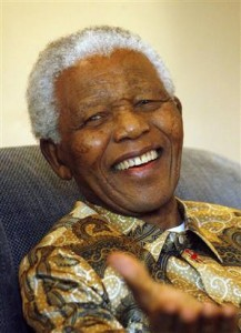 Former SA President Nelson Mandela was admitted to a Pretoria hospital at 1.30am on Saturday. – image - animprobablelife.com