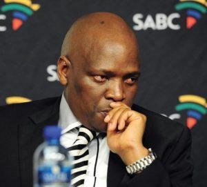 Suspended SABC COO Hlaudi Motsoeneng Pic: journalism.co.za