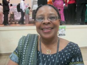 Rev. Suzanne Membe Matale