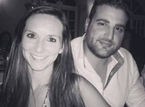 Jayde & her husband Christopher who is accused of Hiring men to kill her. Pic: sapeople.com
