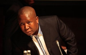 Julius Malema has plans to launch a new political party. – image - talkzimbabwe.com