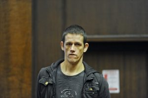 Marthinus van Der Walt, sentenced to life for the murder of Louis Heyns Pic: Netwerk24