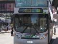 Metrobus robbed at bus stop Pic: Metrobus