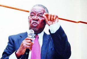 Zambian President has died in London Image: Zambian Watchdog.