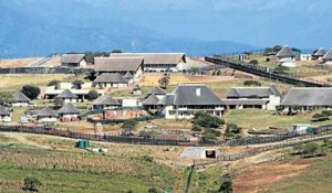 The Public Protector's report on President Jacob Zuma's Nkandla residence will be concluded shortly. - image - www.dispatch.co.za