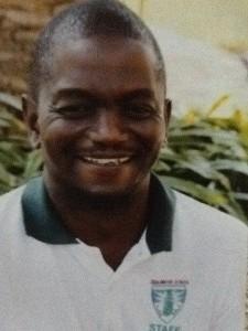 Oliver Ngwenya