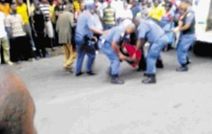 How will the brutal and senseless death of taxi driver Mido Macia be explained? - image – www.timeslive.co.za