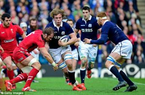 The RBS SIx Nations Chsmpionships will get underway in February, 2016 Image: Daily Mail