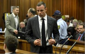 The trial of Oscar Pistorius began at the North Gauteng High Court on Monday. – image – enca.com