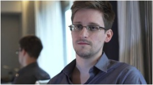 Edward Snowden (displayed), Former CIA says America has no respect for privacy and freedom. Image: news.softpedia.com