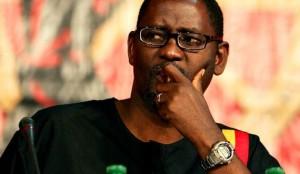 COSATU General Secretary Zwelinzima Vavi has been receiving death threats. He may exit South African politics. – image - www.dailymaverick.co.za