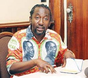 Patrick Zhuawo, Mugabe's nephew has been appointed as the new minister of indigenisation Image:www.chronicle.co.zw