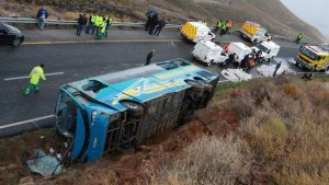 More and more accidents are taking lives in South African roads. Image: Mail and Guardian