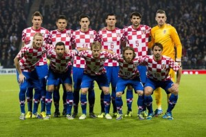 The Croatian National Team. Photo:  Tipsteacher.com.