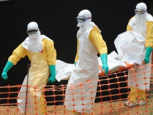 The Ebola virus seems to be getting more real in South Africa. But, says the Health Department, there is none yet. Photo: The Independent