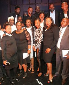 Most of the Generations Cast that were Axed Image: Sowetoanlive .