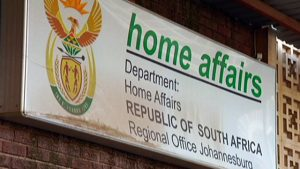 The deparment of home affairs wants to make things difficult for those who register births late Image:enca