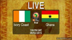 The Elephants and the Black Stars Face Off Tonight. Image: Star Africa
