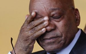 Zuma's headaches do not seem to be abating as further disruptions to his SONA are imminent.  Image: TimesLive
