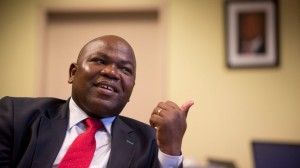 President Jacobo Zuma has decided to launch a probe into the NPA Boss, Mxolisi Nxasana (pictured). Photo: Mail and Guardian