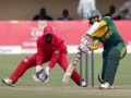Zimbabwe Lose Once More To Southern Neighbours Proteas by 61 runs. Image: Twitter.