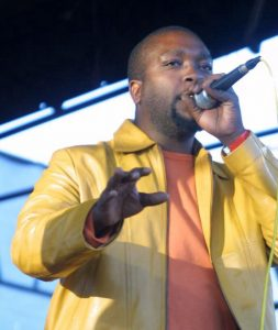 Skwatta Rapper, Nkululeko 'Flabba' Habedi has been stabbed by his girlfriend in Alexandra Township according to the police.  Image: the Daily Sun