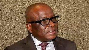 Ngoako Ramathlodi, South African Minister of Mines. Image: SABC