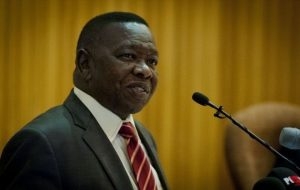 Minister of Higher Education and Training, Blade Nzimande who was denied a visa to visit Israel.  Image: Gallo Images