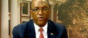 The AG Makwetu. He says more than R4 billion lost in irregular and Fruitless expenditure.  Image: SABC