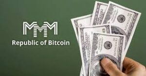 Controversial investment network MMM Global announced last week that it was closing Republic of Bitcoin (RB), which reportedly paid 100% monthly returns. Image: Blogspot