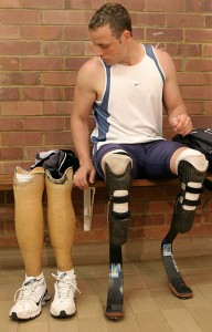 Oscar Pistorius could be active in competitive athletics soon. – image - www.digitalspy.co.uk