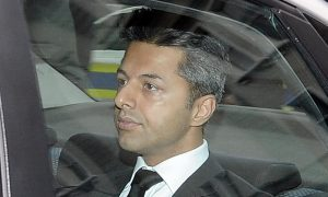 Shrien Dewani. He could be a free man after December 8 when the judge makes her ruling on whether he should stand trial.