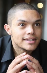 Comedian, Trevor Noah. He has been appointed to host Comedy Central's Daily Show when Jon Stewart steps down after 15 years.  Image: www.sundayworld.co.za