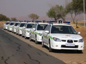 The Tshwane Metro Police are unhappy that shorter shifts equal to a lower salary. They have embarked on an illegal strike. – image - www.wheels24.co.za