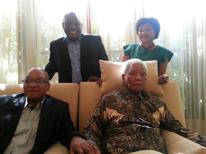 ANC Top Brass