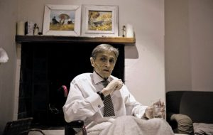 Terminally-ill advocate Robin Stransham-Ford  Pic: timeslive.co.za