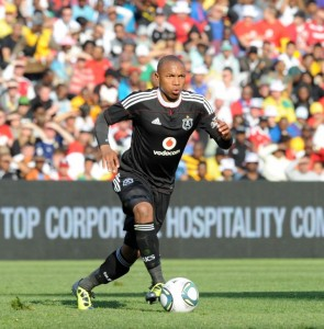 Orlandp Pirates will face Al Ahly without Andile Jali on Sunday.