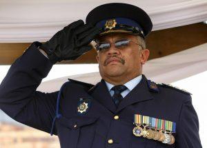 Top cop Arno Lamoer. Pic:  vocfm.co.za