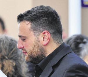 Murder accuse Christopher Panayiotou in court