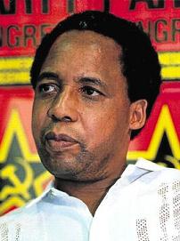 Slain struggle stalwart Chris Hani. Pic: sahistory.org.za