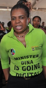 A man is claiming that the boyfriend of former minister Dina Pule hired him to recruit a hitman to murder the officials who are investigating her. – image - www.techcentral.co.za