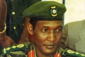 General Faustin Nyamwasa Cheats death by a whisker