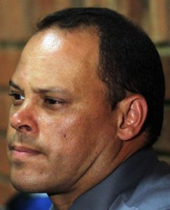 Investigating Officer Hilton Botha faces seven charges of attempted murder. – image – www.news24.com