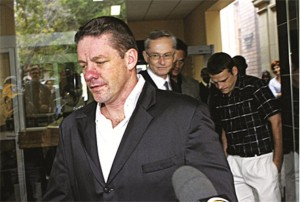 The former boss of Fidentia, J. Arthur Brown was sentenced to pay R 150 000 fine for two counts of fraud. He also received a suspended prison term. – image - thenewage.co.za