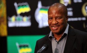 ANC's Jackson Mthembu urges DA to reconsider its march. Image: iafrica.com/Sapa