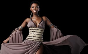 Singer Lira's home was broken into on Friday night. Some items have been recovered and two men have been arrested. – image - www.justcurious.co.za